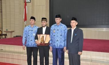Gubernur WH Beri Hadiah Juara MTQ Internasional Asal Banten