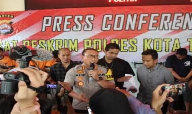 Wartawan dan Polisi Gadungan Sekongkol, Peras Sekdes Hampir 1 Miliar