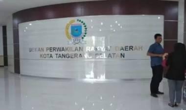 Incumbent Ambruk, DPRD Tangsel Bakal Dihuni 'Caleg Ingusan'