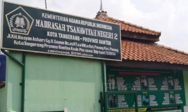 PPDB di Kota Tangerang Kusut, Sekolah Berlabel Agama di Pinang Diduga 'Jual Beli Kursi'