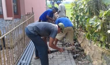 Gandeng Bappeda Kabupaten Tangerang, PDAM TKR Salurkan Hibah Air Bersih