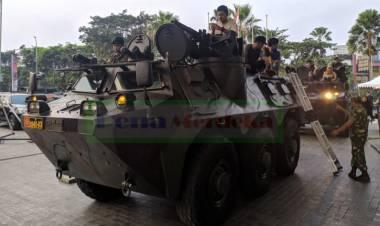 Akhir Pekan Bingung Mau Kemana, Kunjungi Pameran Alutsista TNI AD Living World Alam Sutera