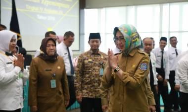 Airin Jadi Next Kartini, Pileg 2019 Keterwakilan Perempuan DPRD Kota Tangsel Capai 32 Persen