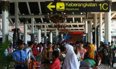 Terminal 1C Bandara Soetta Ditata Ulang, Usung Konsep Layanan Penumpang Berbasis Digital