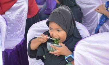Dinas Pertanian dan Ketahanan Pangan Kab. Tangerang Gelar Program Makan Buah dan Sayur