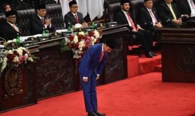 Pidato Kenegaraan, Jokowi Sebut Ibukota Pindah ke Kalimantan