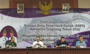 Program Unggulan Pemkab Tangerang 'Gebrak Pakumis Plus' yang Pro Rakyat Kembali Digulirkan