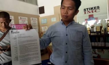 Ijazah Ditahan, Mahasiswa Penerima Beasiswa Bakal Somasi Kampus STIKes IMC Tangsel