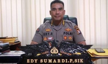 Jelang Pelantikan Presiden Terpilih, Polda Banten Safari Anti Hoax Hingga Pantau Massa