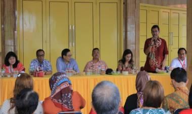 Menerapkan Nilai Pancasila di Masyarakat, BPIP RI Mengapresiasi Kampung Tematik Kota Tangerang