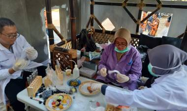 POM Kab Tangerang Sarankan Pelarangan Rokok Elektrik, Ini Alasannya