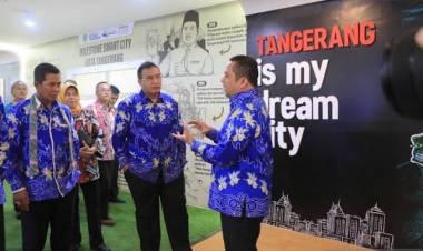 Arief Sebut Rakor Apeksi Bahas Kolaborasi Daerah Wujudkan Indonesia Maju