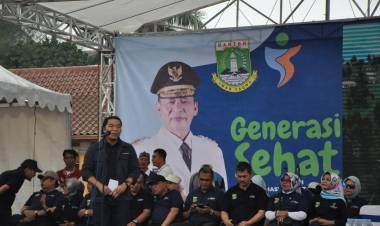 HKN ke-55, Pemprov Banten Galakkan Bebas Gizi Buruk dan Cegah Stunting