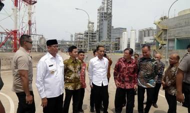 Diguyur Investasi Triliunan dan Permudah Investasi, Gubernur Banten Optimis Serap Banyak Tanaga Kerja