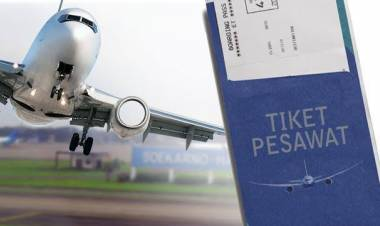Libur Akhir Tahun, Harga Tiket Pesawat Dihimbau Terjangkau