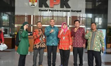 Hari Antikorupsi Sedunia, Zaki : Kabupaten Tangerang Istiqomah Dalam Upaya Pencegahan