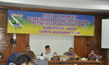 WH Ajak Bupati dan Walikota Se Banten Berbagi Peran Soal Layanan Dasar