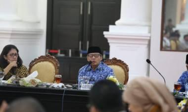 Proyek Tol, Rel Kereta Api Hingga Tanggul Raksasa di Banten Ditargetkan Selesai 2022