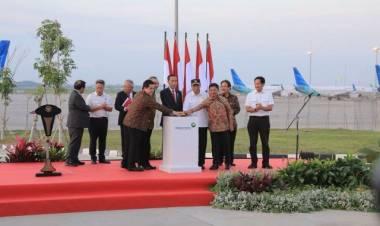 Diresmikan Jokowi, Pergerakan Pesawat Di Bandara Soetta Jadi 100 Per Jam