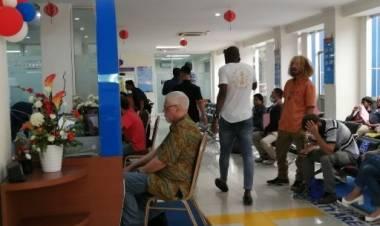 Imigrasi Tangerang Kebanjiran WNA Pemohon Izin Tinggal Sementara