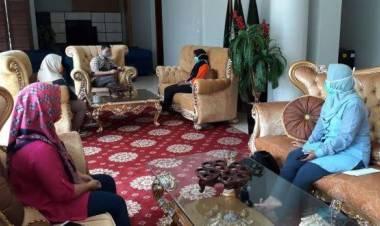 Kantor Lama Gubernur Banten Dijadikan Tempat Tinggal Sementara Bagi Petugas Medis