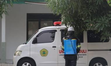 Relawan Banten Melawan Corona Gencar Sosialsiasi di Rumah Ibadah