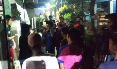 Pria di Kota Tangerang Tertangkap Basah Curi Kancut Wanita, Mau Dibikin Masker?