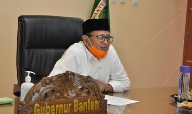 Gubernur Banten Sebut Gugatan Warga Soal Kasda Hanya Cari Sensasi dan Panggung Belaka