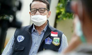 Kabar Baik, Provinsi Banten Keluar Dari Zona 10 Besar Kasus Covid-19 Nasional, Gubernur : Tetap Waspada