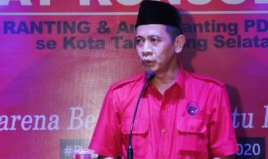 DPC PDIP Tangsel: Aksi ke DPP Tidak Mewakili Suara Kader