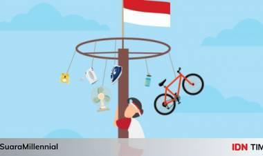 Catet Nih! Warga Kab Tangerang Dilarang Bikin Lomba dan Perayaan Agustusan