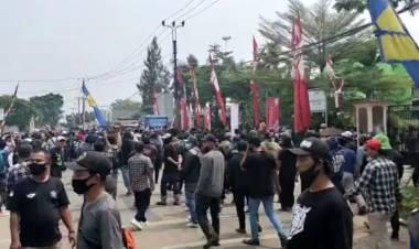 Tanah 5 Hektar di Pinang Jadi Ajang Perang Terbuka, Provokator Dicokok Polisi