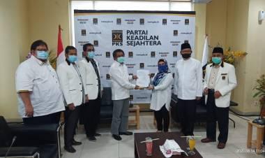 SK PKS Turun, Azizah-Ruhama Siap Gaspol Tangsel