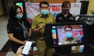 Pandemi Diperkirakan Masih Panjang, Pemkab Tangerang Galang Bantuan Ke Swasta