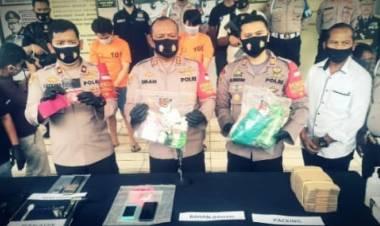 Ekstasi Rumahan Di Cipondoh Digerebek Polisi, Ribuan Pil Sudah Beredar Di Tangerang Raya