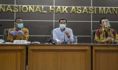 Hasil Investigasi Komnas Ham Nyatakan Petugas Langgar Ham dalam Penembakan 4 Laskar FPI