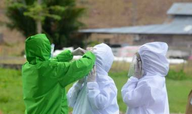 Waduh! Nakes di Cilegon Akan Disuntik Vaksin Dua Kali