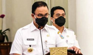 Anies Baswedan Sebut DKI Jakarta Genting Virus Covid-19, Masyarakat Diimbau Lebih Disiplin Prokes