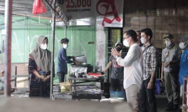 Gelar Operasi PPKM Level 4 di Serpong, Wakil Wali Kota Tangsel Sebut Masih Banyak Pelanggaran