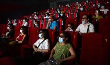 Bioskop di Kota Tangerang Diizinkan Beroperasi, Begini Syaratnya!