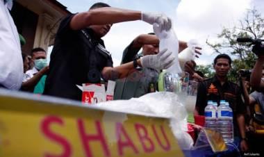 Gagalkan Penyeludupan Narkotika di Bandara Soetta, BNNP Musnahkan Sabu Seberat 500,299 Gram