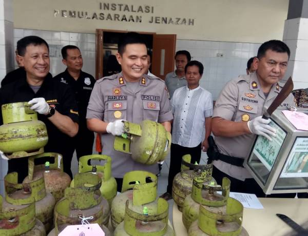 Spesialis Penggondol Kotak Amal di Cipondoh Dibekuk, Satu Ditembak Mati