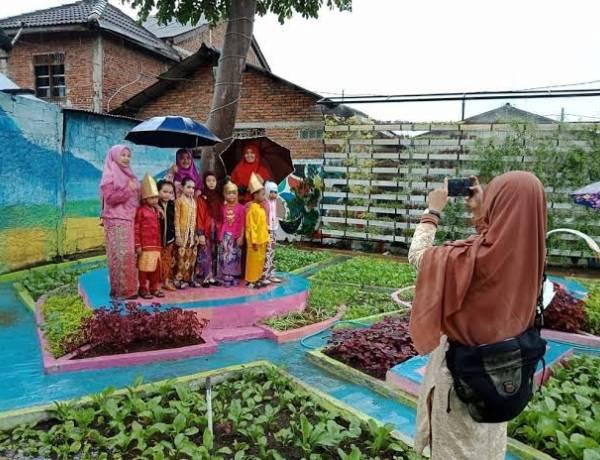 Manfaat Kampung Tematik Bikin Etos Warga Peduli dan Lingkungan Terawat