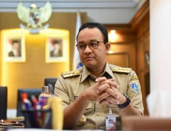 Soroti Penerimaan Pajak DKI Turun Drastis, Anies Dibidik KPK?