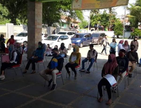 Walau Disebut Susah Lowongan Kerja, Pemohon Kartu Pencaker Membludak di Kabupaten Tangerang