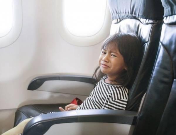 Sekarang Anak Usia  Dibawah 12 Tahun Bisa Naik Pesawat, Begini Syaratnya!