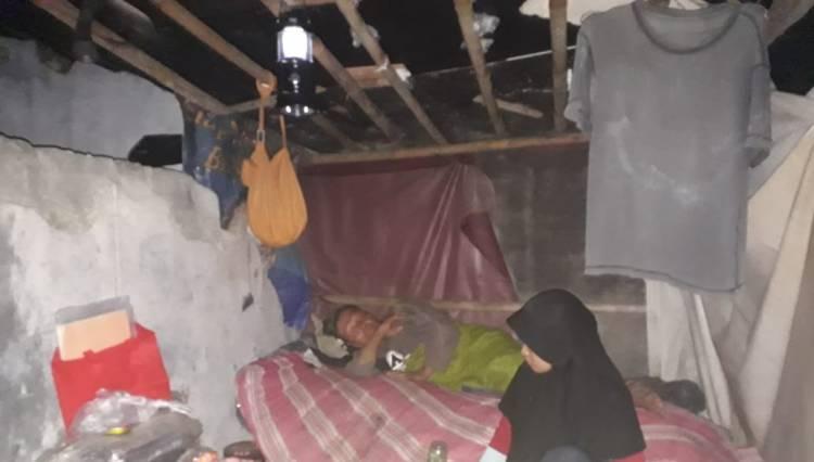 Usai Ramai di Media, Warga Miskin Ini Akhirnya Dirawat di RSUD Tangsel