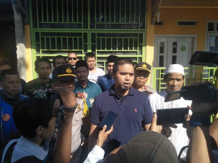Mantan Ketua FPI Solear Diciduk Polisi, Hamili Siswi SMA Murid Ngajinya