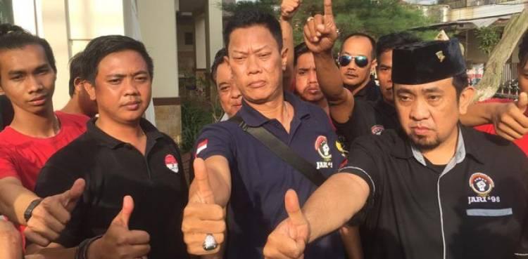 Jari 98 : Bukan Jokowi Atau Prabowo, Pemenang Pilpres 2019 Adalah Rakyat Indonesia