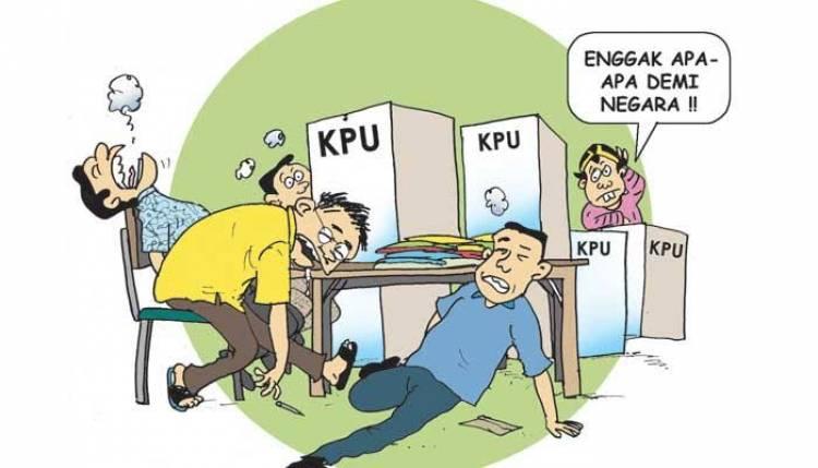 Santunan Bagi Ahli Waris Petugas KPPS di Kota Tangerang Cair Kapan Ya?